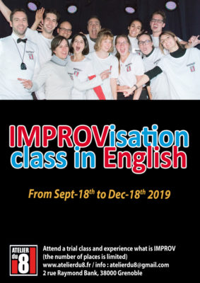 IMPROV registration