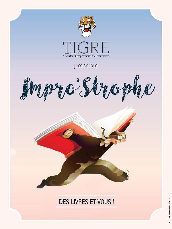 """Les TIGREs présentent leur spectacle d'improvisation """"Impro'Strophe"""""""