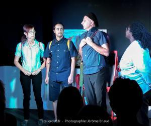 Spectacle d'improvisation de la Ciegale (dimanche 17 sept 2017)