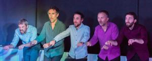 Spectacle d'improvisation des Qaund Mêmes (vendredi 22 sept 2017)