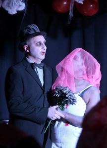 Spectacle d'impro speciale Halloween (31 oct 2017)