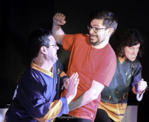 Spectacle impro Ciegale -vs- TIFF (Lyon)